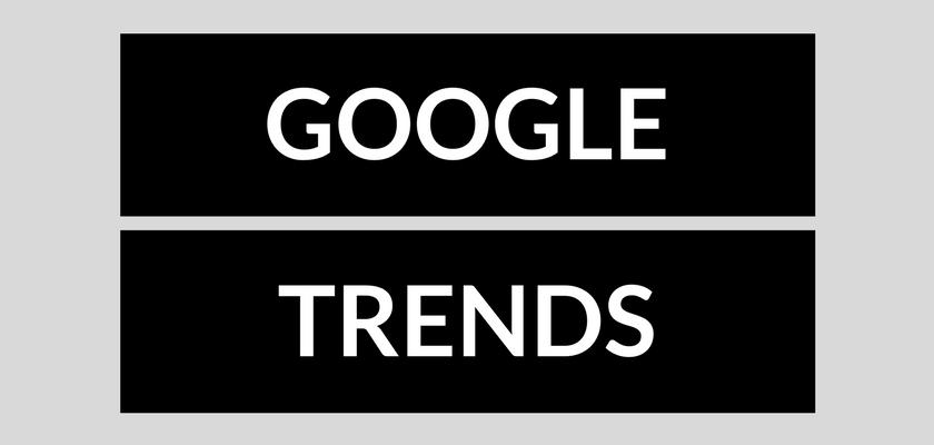 google trends predstavqne