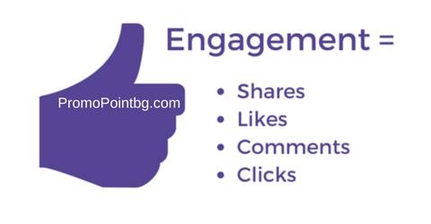 фейсбук ангажираност